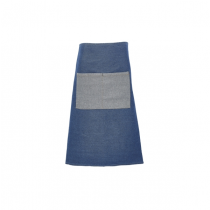 Double Denim Waist Apron 90 x 70cm