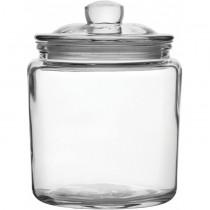 Utopia Biscotti Jar Small 0.9Ltr