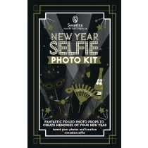 New Years Eve Selfie Photo Kit