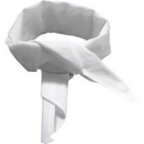Genware White Neckerchief