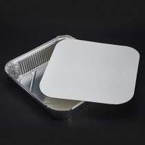 Lids for No. 9 Aluminium Foil Food Container