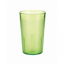 Green Plastic Polycarbonate Tumbler 28cl 10oz