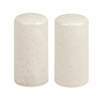 Porcelite Seasons Oatmeal Salt Cellar 8cm