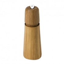Stockholm Oak with Flipable Salt & Pepper Indicator 16.8(H)