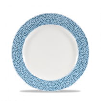 Churchill Isla Ocean Blue Plate 21cm