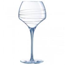 Open Up Arabesque Cut Universal Tasting Wine 14.1oz 40cl