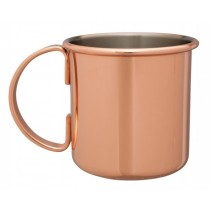 Mezclar Moscow Mule Copper Straight Mug 500ml