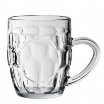 Dimple Tankard Pannelled 10oz (29cl) CE