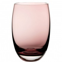 Nude Plum O Tumbler Glass 14oz (40cl)