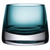 Nude Joy Votive Turquoise Small