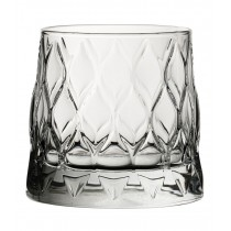 Leafy Old Fashioned Glass 12.25oz
