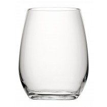 Amber Glass Tumbler 15.5oz