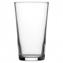 Toughened Conical Beer Glasses 10oz (28cl) CE