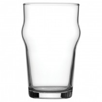 Toughened Nonic Beer Glasses 10oz (28cl) CE