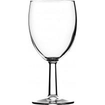Saxon Wine Glasses 7oz 20cl Lined @ 125ml CE