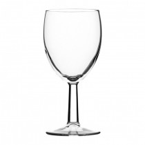 Toughened Saxon 9oz (26cl) Goblet L @ 175ml CE