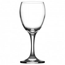 Imperial White Wine Glasses 7oz 20cl Lined @ 125ml CE