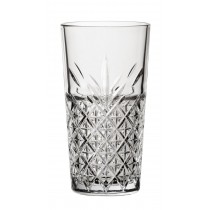 Timeless Vintage Stackable Hiball Glasses 12oz / 35cl
