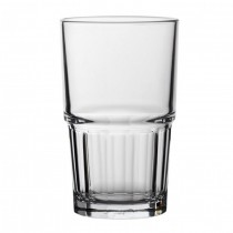 Next Stacking Toughened Hiball Glass 10oz (28cl)