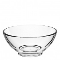 Aqua Small Glass Bowl 6oz (16cl)