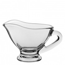 Basic Mini Glass Sauce Boat 6cl 2oz
