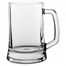 Beer Mug Glass 16.75oz (50cl)