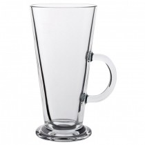 Toughened Columbia Latte Glass 16oz (45cl) - 24 Pack