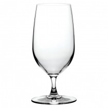 Nude Bar & Table Crystal Beer Glasses 13.25oz (38cl)