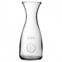 Glass Carafe 0.5 Litre  6 Pack