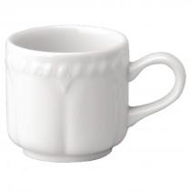 Churchill Buckingham Stacking Coffee Espresso Cups 4oz / 114ml