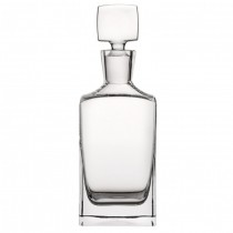 Nude Square Whisky Bottle 28.25oz (0.8L)