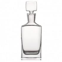 Nude Square Whisky Bottle 28.25oz (0.8L)