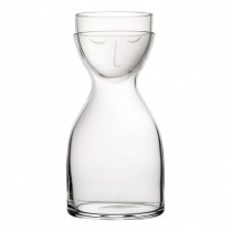 Nude Mr & Mrs Night Carafe Set Clear 30oz (85cl)