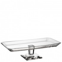 Nude Footed Serving Tray 30 x 14cm