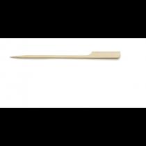 Bamboo Paddle Picks 11.5cm