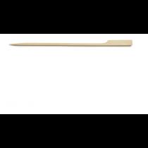 Bamboo Paddle Picks 18cm