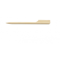 Bamboo Paddle Picks 9cm