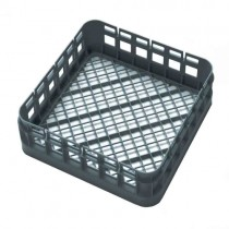 Universal basket with flat bottom