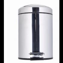 Stainless Steel Pedal Bin 5Ltr