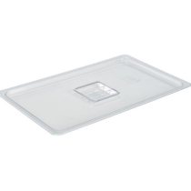 Polycarbonate Gastronorm 1/1 Lid Clear