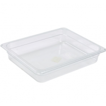 Polycarbonate Gastronorm 1/2 Pan 65mm Deep
