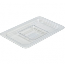 Polycarbonate Gastronorm 1/4 Lid Clear