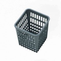Single cutlery basket