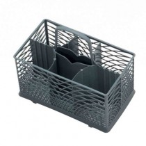 Cutlery basket with 6 compartments