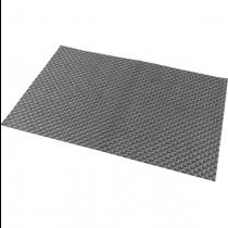 Placemat Silver 45 x 30cm