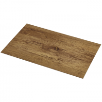 Placemat Light Wood Effect 45 x 30cm