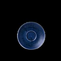 Churchill Stonecast Plume Ultramarine Saucer 11.8cm