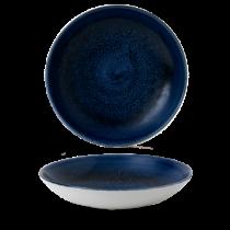Churchill Stonecast Plume Ultramarine Coupe Bowl 113.6cl / 40oz