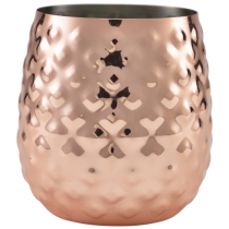 Copper Pineapple Cup 15.5oz/44cl