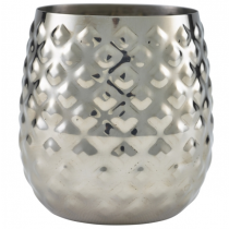 Stainless Steel Pineapple Cup 15.5oz / 44cl